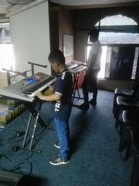 Clases de Piano,bajo, Guitarra, Bateria