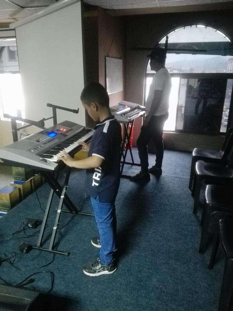 Clases de Piano,bajo, Guitarra, Bateria 0