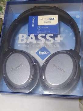 Auriculares Bluetooth Sony ,extra bass