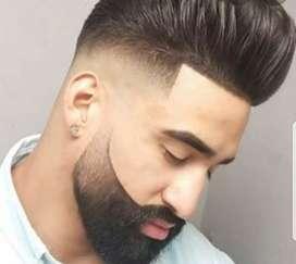 Se requiere hombre barbero y peluquero en el sur de Quito
