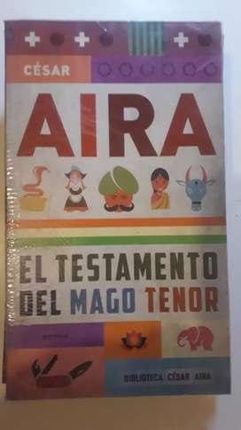 EL TESTAMENTO DEL MAGO TENOR (nuevo)