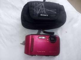Camara Sony sumergible