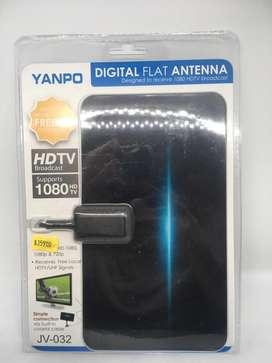 Antena TDT de alto rango de alcance para interiores
