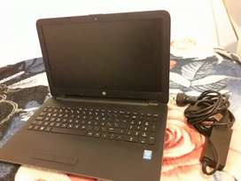 Notebook HP i3 como nueva