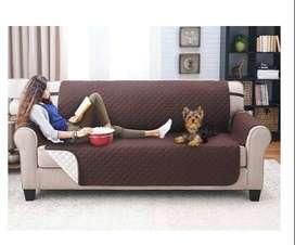 Gratis Envio Protector De Sofá Coat Doble Faz Couch Mascotas Tv