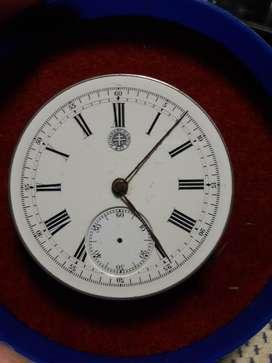 Antigua Maquina de Cronometro