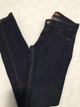 Jean costuras