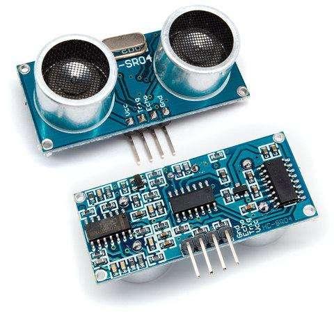 Sensor Ultrasonico Hcsr04, Arduino, Pic, Avr, Stm32 2019 0