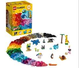 Lego 1500 Fichas Classic Bloques Y Animales 1500 Fichas Nuevo - Sellado