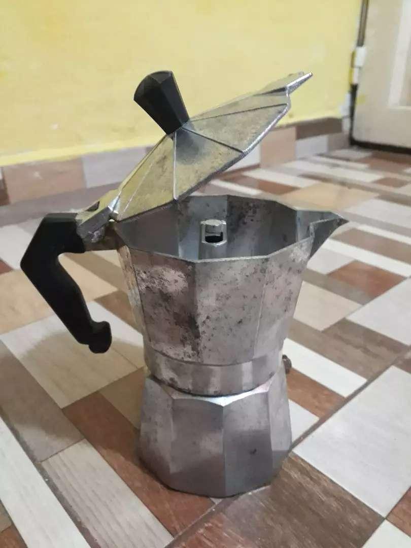 15mil linda cafetera para estufa pequeña
