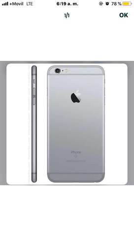 Iphone 6s de 32Gb negociable