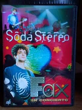 Soda Stereo Recitales DVDs