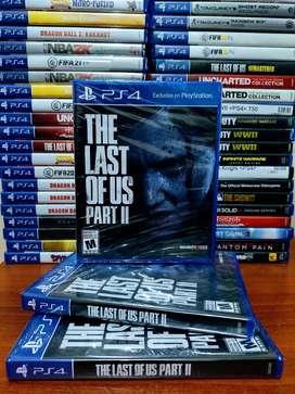 Nueva y sellada The last of us 2 - Excelente precio