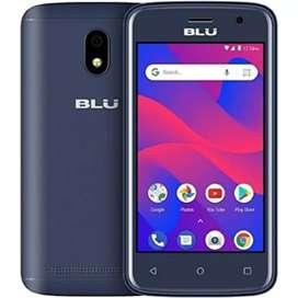Teléfono Celular BLU C4 QuadCore 8GB Memoria NUEVOS!!!