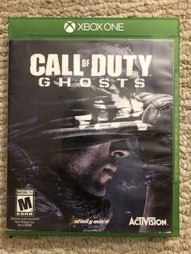 Call of Duty-Ghosts/Xbox One