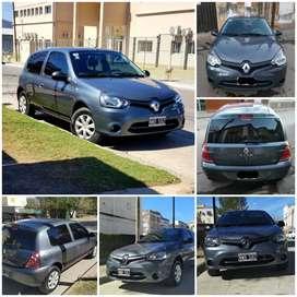 Clio mio 2014 con gnc de 5ta generación