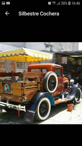 Ford lechero 1928