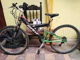 Bicicleta económica negociable