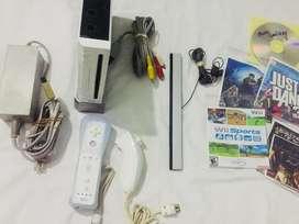 Wii Leyendo Copias
