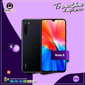 Redmi note 8 2021 4/64GB *con garantía*