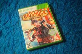 BIOSHOCK INFINITE  XBOX 360 Y XBOX ONE ORIGINAL