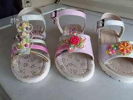 Sandalias para niña