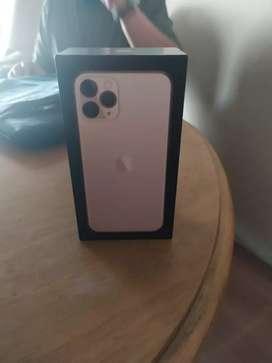 Vendo iPhone 11 pro de 256gb