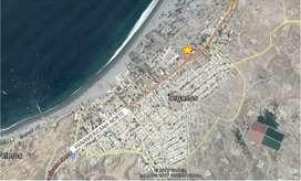 Venta de Terreno Ubicando en la misma Pan Norte, Los Organos - Talara cuenta con 10 casas en casco. Papeles en Regla