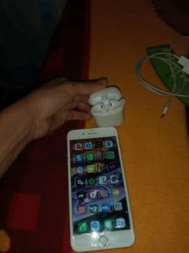 Iphone 7 Plus 128gb con airpods
