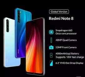 Vendo Redmi Note 8 nuevo