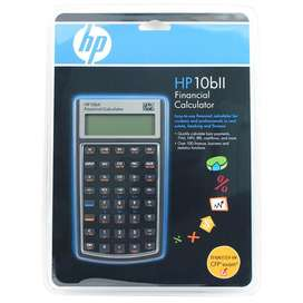 Calculadora Financiera Hp 10bii, 100% Original, Sellada. NUEVAS!