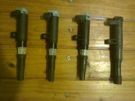 4 bobinas encendido línea Renault