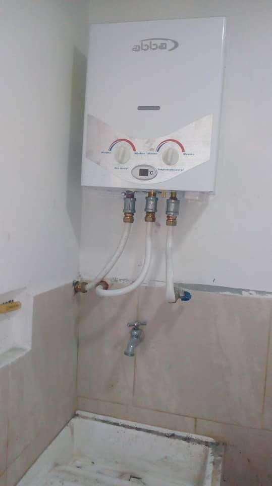 electricista redes de gas y plomero 0