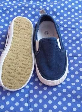 Zapatos marca coqui talla 24