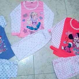 Hermosas pijamas para tus niñas