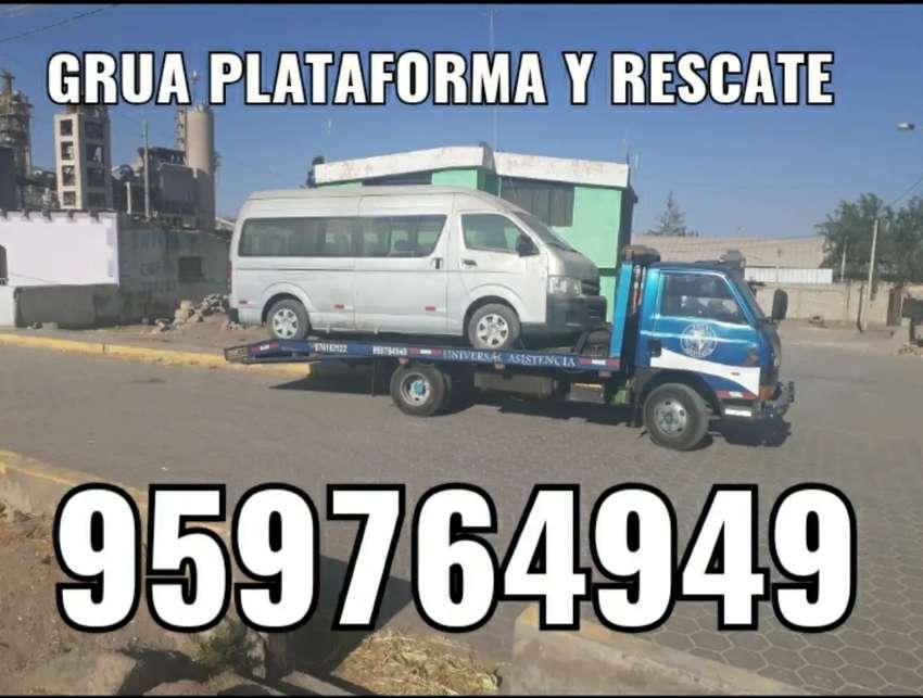 Grua Plataforma Y Remolque 959/764949