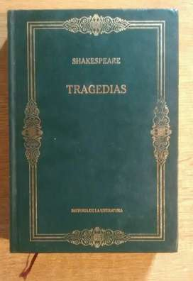 "SHAKESPEARE ""TRAGEDIAS"""