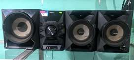 Sony Stereo 700W RMS 4 Componentes