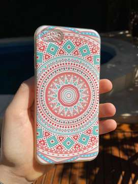 Funda de silicona iphone 7