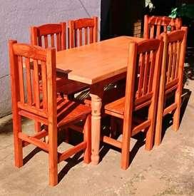 Venta d mesa y sillas