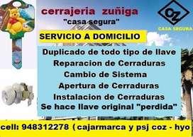 Cerrajero  (Cerrajeria Zúñiga)