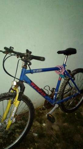 Vendo Bicicleta R 26