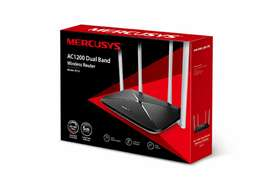 Router Mercusys AC1200 Dual Band