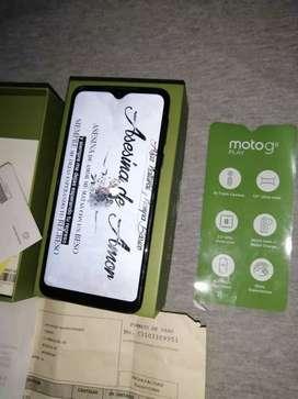 Vendo Motorola g8 play para redes