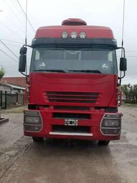 Vendo camion iveco stralis 380