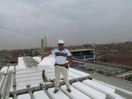 Servicio de construccion, refuerzo estructural, remodelacion
