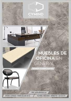 Muebles de Oficina - Muebles en General