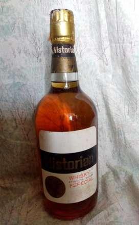 Whisky Historian Etiqueta Negra Especial 1976 1 litro