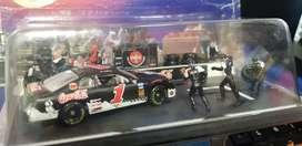 Nascar pit row 1998