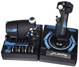 Joystick Logitech Saitek X56 Rhino Hotas